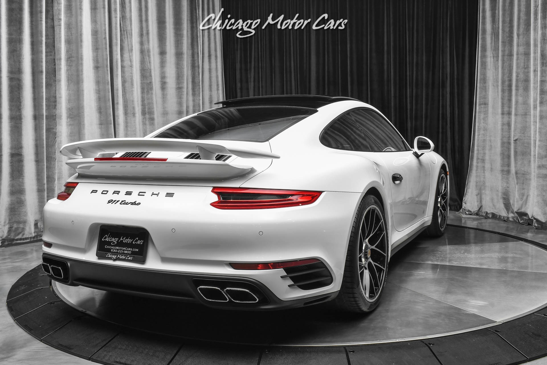 Used-2017-Porsche-911-Turbo-Coupe-ONE-OWNER--20-TURBO-S-WHEELS