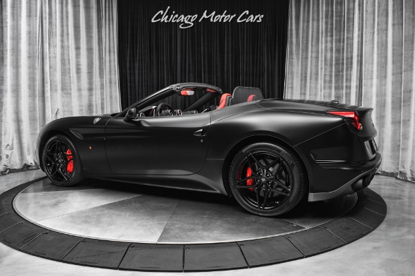 Used-2017-Ferrari-California-T-HS-HANDLING-PACKAGE-Full-Satin-PPF-Amazing-Specification