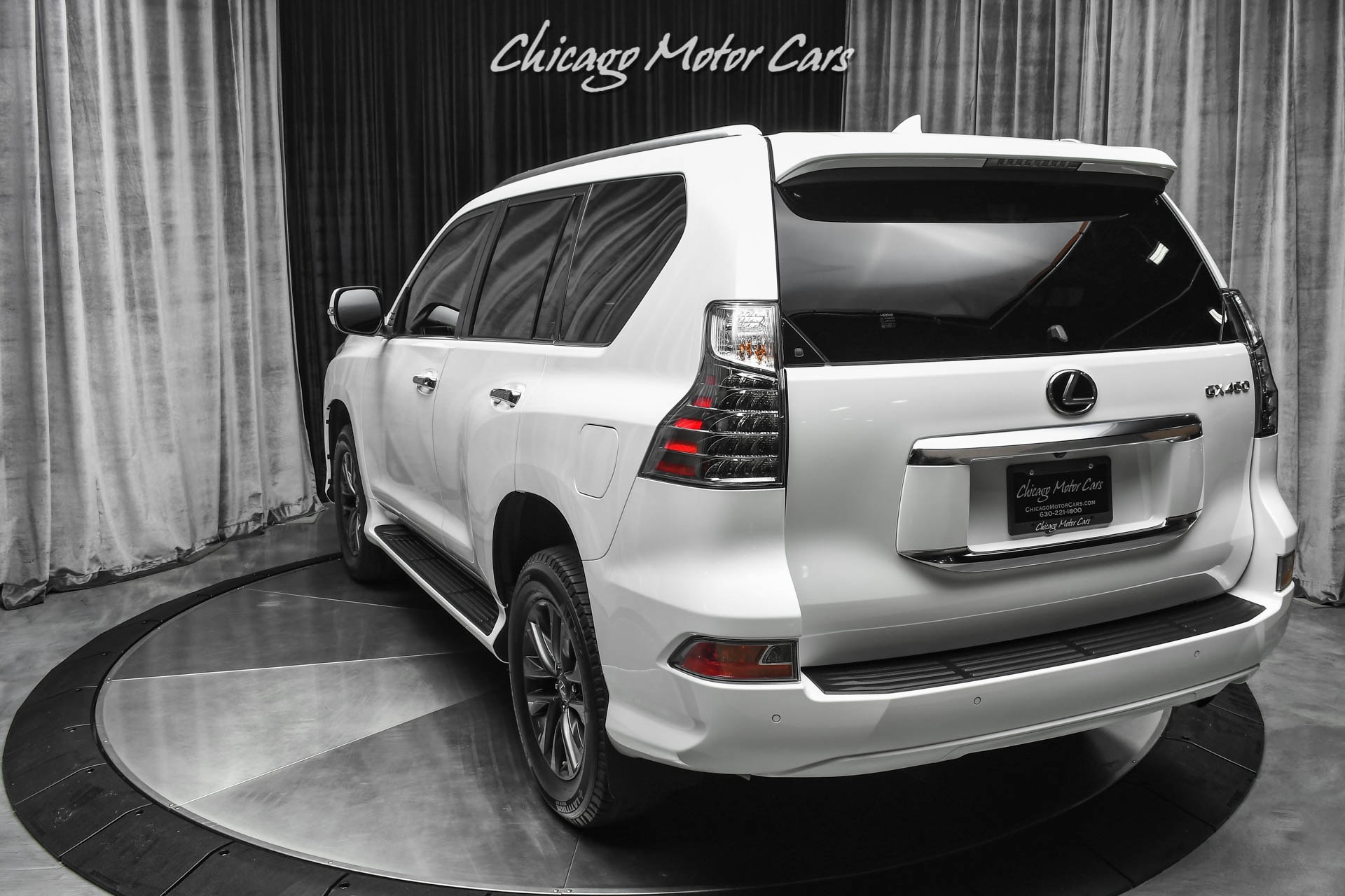 Used-2020-Lexus-GX-460-Premium-Package-Gorgeous-Color-Combination-Only-5k-Miles