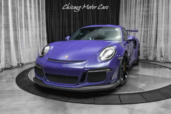 Used-2016-Porsche-911-GT3-RS-Only-3200-Miles-CCBs-Carbon-Fiber-LOADED-Perfect-Spec-Ultra-Violet