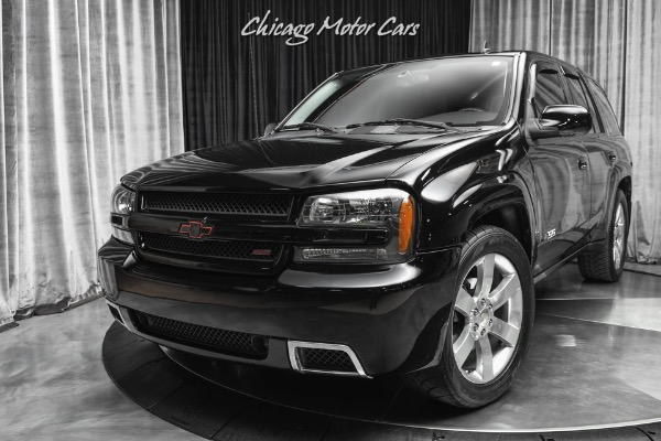 Used-2007-Chevrolet-TrailBlazer-AWD-SS-Extremely-Clean-and-Well-Maintained-Upgraded-Exhaust-Tuned
