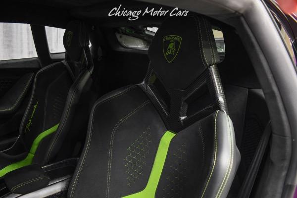 Used-2018-Lamborghini-Huracan-LP640-4-Performante-RARE-Viola-SE-30th-Paint-Loaded-with-Options