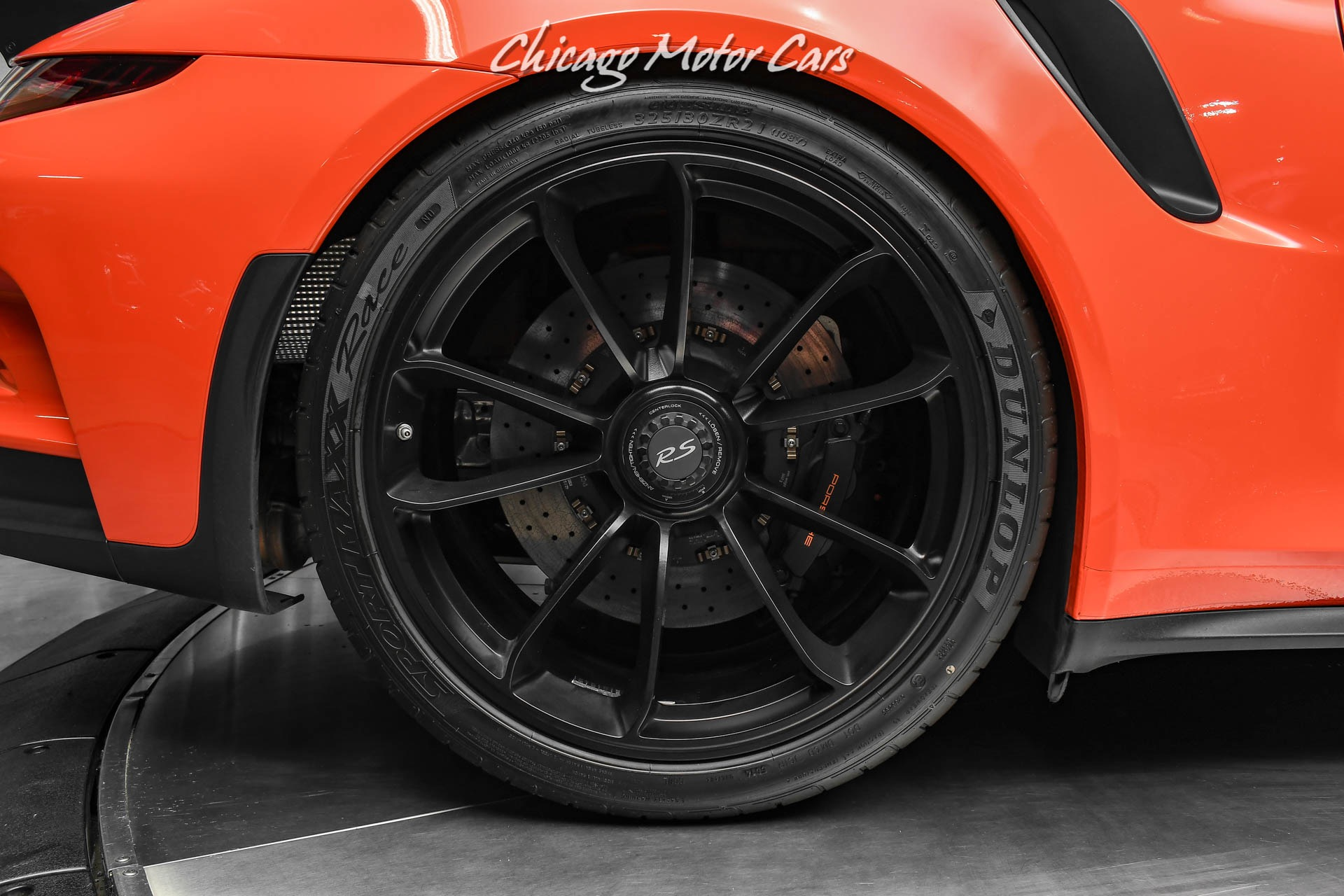 Used-2016-Porsche-911-GT3-RS-Coupe-RARE-Comfort-Seats-Front-Axle-Lift-PCCB