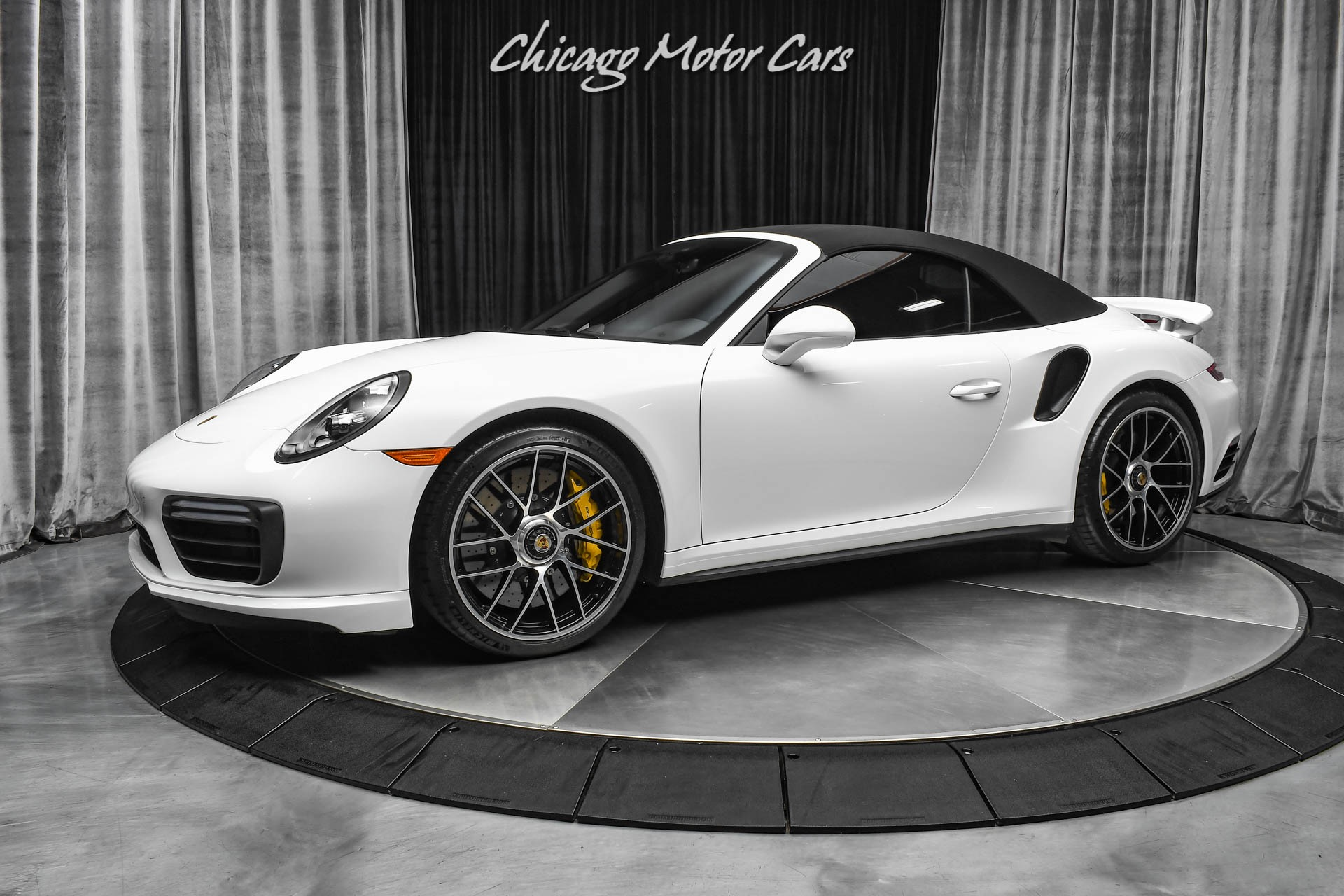 Used-2019-Porsche-911-Turbo-S-215kMSRP-Burmester-Sound-Front-Axle-Lift-4100-Miles