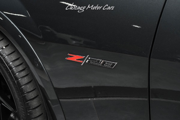 Used-2015-Chevrolet-Camaro-Z28-2dr-Coupe-1-OWNER-ONLY-1400-MILES-FULL-PPF