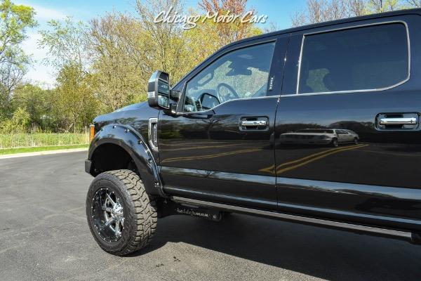 Used-2018-Ford-F-250-Super-Duty-Platinum-FX4-THOUSANDS-INVESTED-Kelderman-Air-Suspension