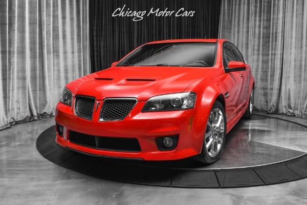 Used-2009-Pontiac-G8-GXP-4dr-Sedan-6-speed-manual-Super-Rare