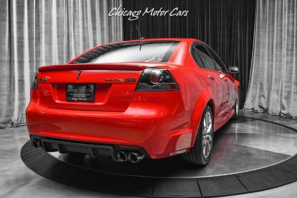 Used-2009-Pontiac-G8-GXP-4dr-Sedan-6-Speed-Manual-Super-Rare-Kooks-Headers