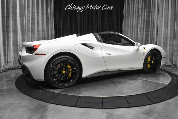 Used-2019-Ferrari-488-Spider-Carbon-Fiber-Race-Seats-Carbon-Fiber-Racing-Package-LOADED