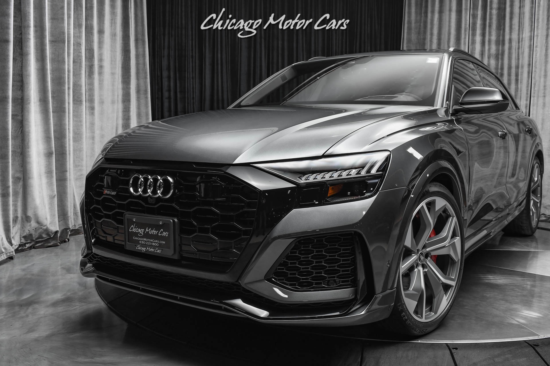 Used-2021-Audi-RS-Q8-40T-quattro-RS-Design-Package-Driver-Assistance-Package-55-Miles
