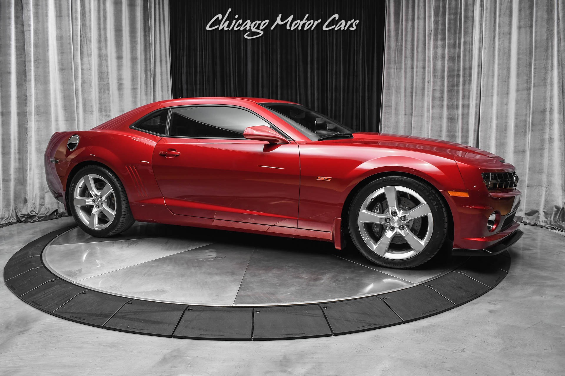 Used-2010-Chevrolet-Camaro-SS-RS-PACKAGE-PROCHARGER-6-SPEED-MANUAL-SUPER-LOW-MILES