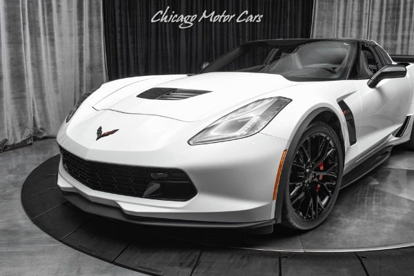 Used-2019-Chevrolet-Corvette-Z06-2LZ-ONLY-979-MILES-7-SPEED-MANUAL