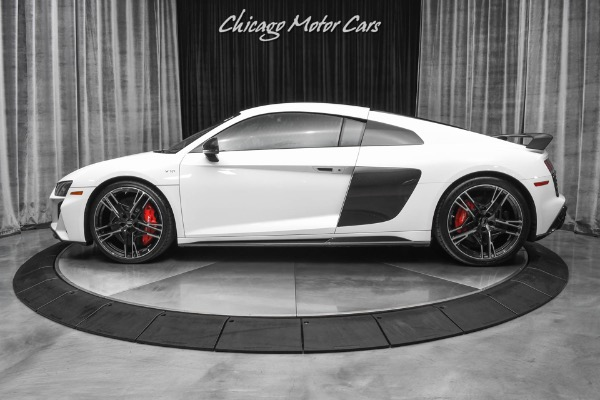 Used-2020-Audi-R8-52-Quattro-V10-Performance-Coupe-HOT-COLOR-COMBO-ONLY-83-MILES