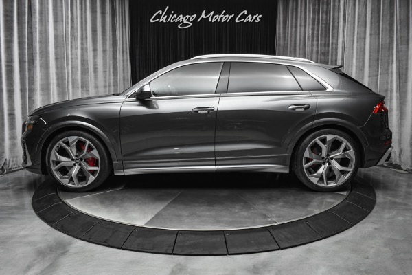 Used-2021-Audi-RS-Q8-40T-Quattro-SUV-EXCELLENT-CONDITION-ONLY-175-MILES-RS-MASSAGE-SEATS