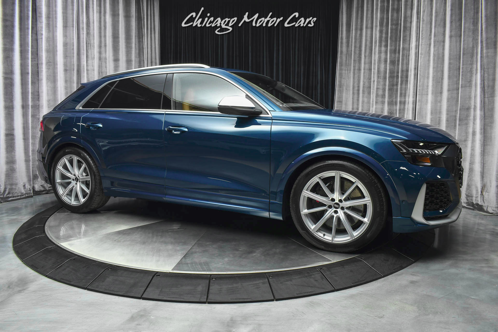 Used-2021-Audi-RS-Q8-40T-quattro-SUV-ONLY-150-MILES-BANG---OLUFSEN-SOUND-SYSTEM