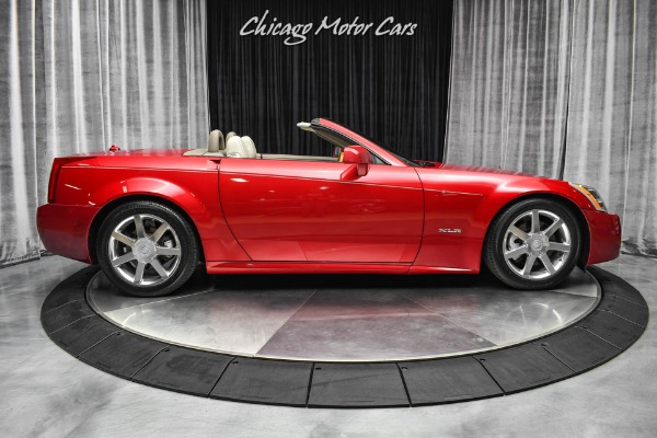 Used-2004-Cadillac-XLR-CONVERTIBLE-Extremely-Clean-Example-Navigation-BOSE-Sound-Full-Leather