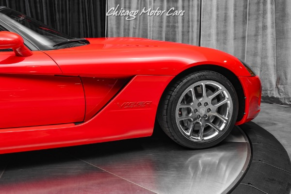 Used-2003-Dodge-Viper-SRT-10-Convertible-LOW-Miles-6-Speed-Manual