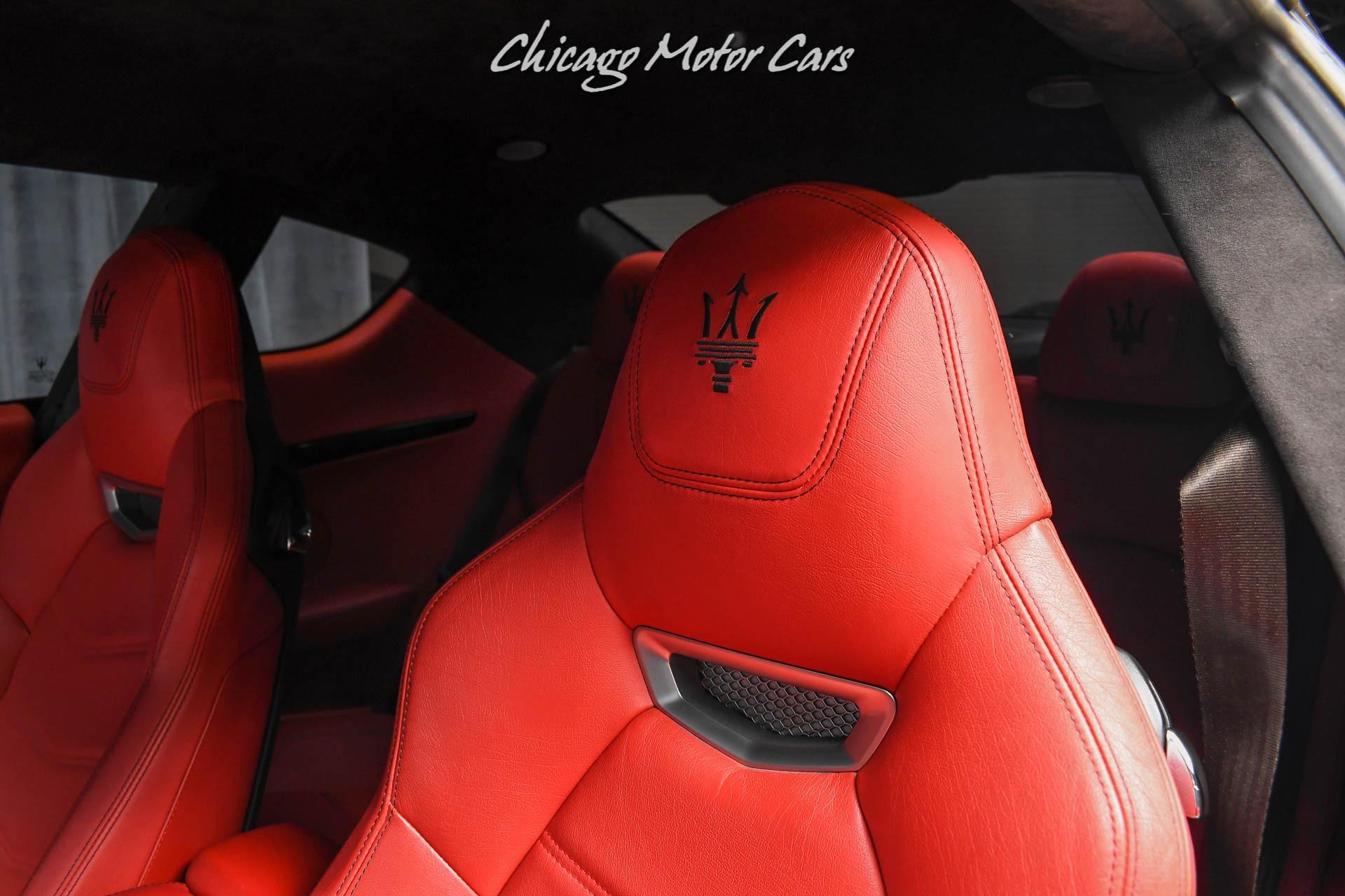 Used-2015-Maserati-GranTurismo-Sport-Coupe-HOT-COLOR-COMBO-EXCELLENT-CONDITION