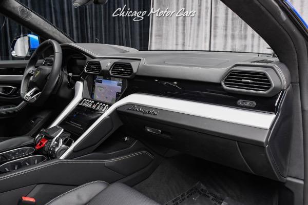 Used-2019-Lamborghini-Urus-Advanced-3D-Sound-Pano-Roof-Off-Road-Modes-Loaded