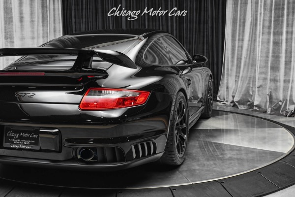 Used-2008-Porsche-911-GT2-Coupe-Only-14k-Miles-RARE-Collectible-Serviced-Perfect