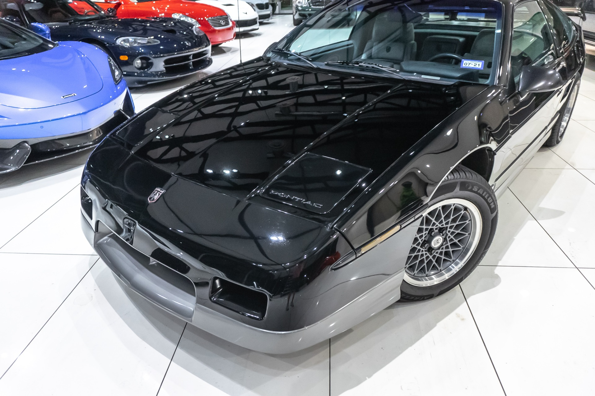 Used-1986-Pontiac-Fiero-GT-COUPE-MANUAL-TRANSMISSION-ONLY-39K-MILES