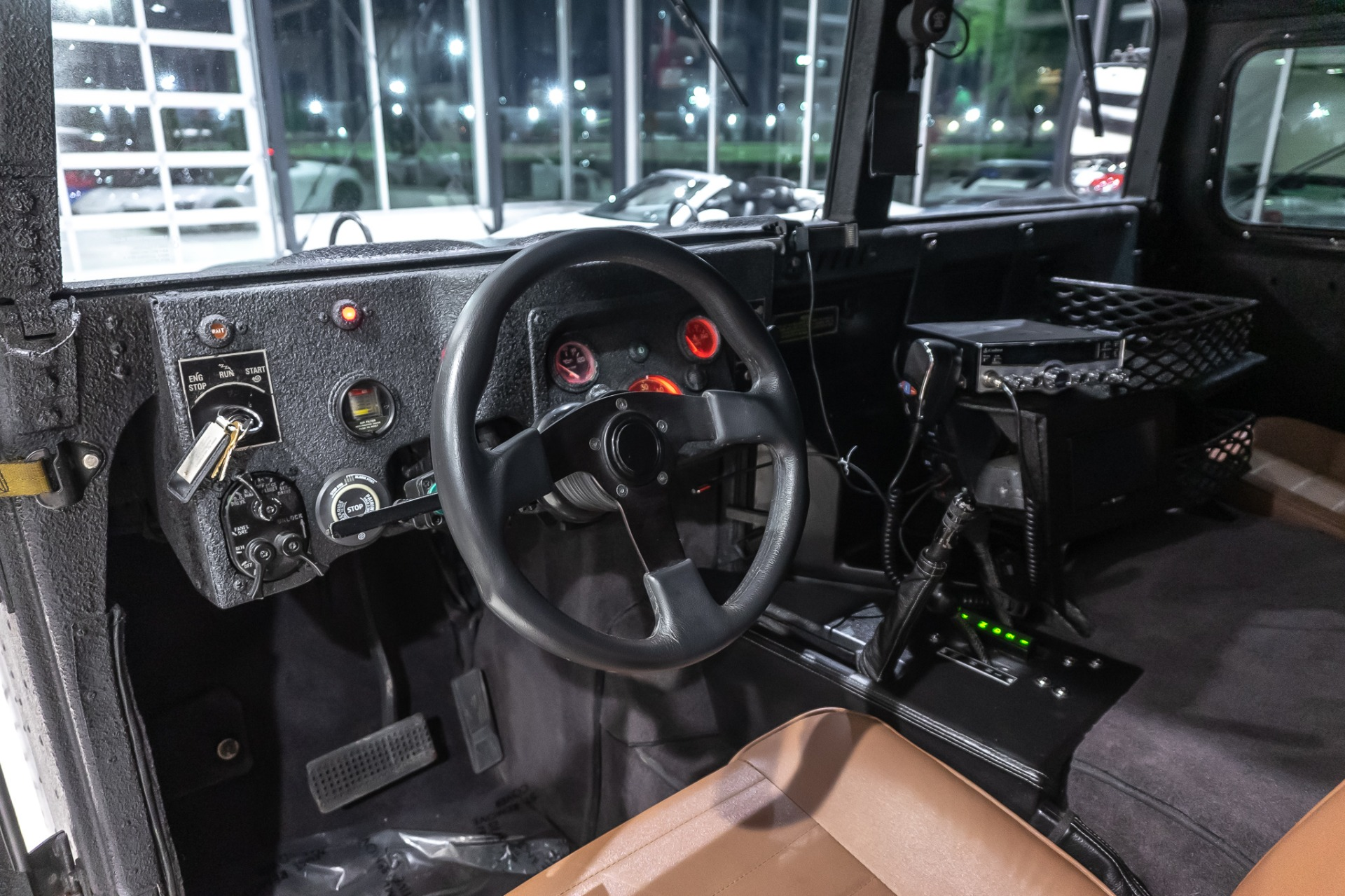 Used-1987-AM-GENERAL-HUMMER-M998-HMMWV-62L--HUMVEE-3-SPEED-AUTOMATIC