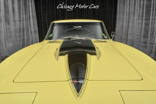 Used-1967-Chevrolet-Corvette-Sunfire-Yellow-Coupe-LS3-62L-V8-525hp-5-Speed-Manual