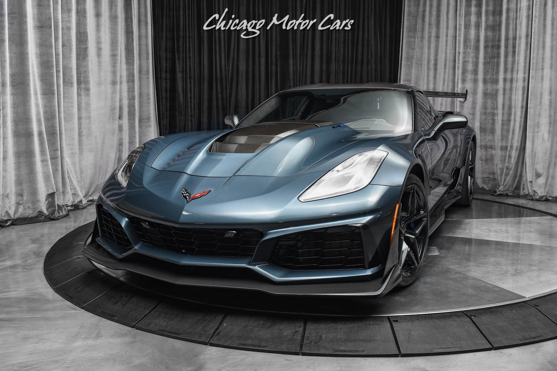 Used-2019-Chevrolet-Corvette-ZR1-3ZR-Coupe-TRACK-PERFORMANCE-PACKAGE-ONLY-3K-MILES