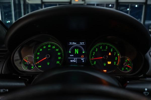 Used-2009-Maserati-GranTurismo-S-47L-V8-Low-Miles