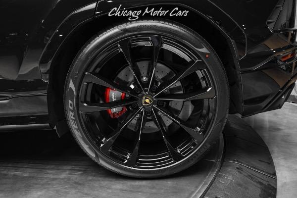 Used-2021-Lamborghini-Urus-Delivery-Miles-Advanced-3D-Sound-Loaded-Black-Perfect