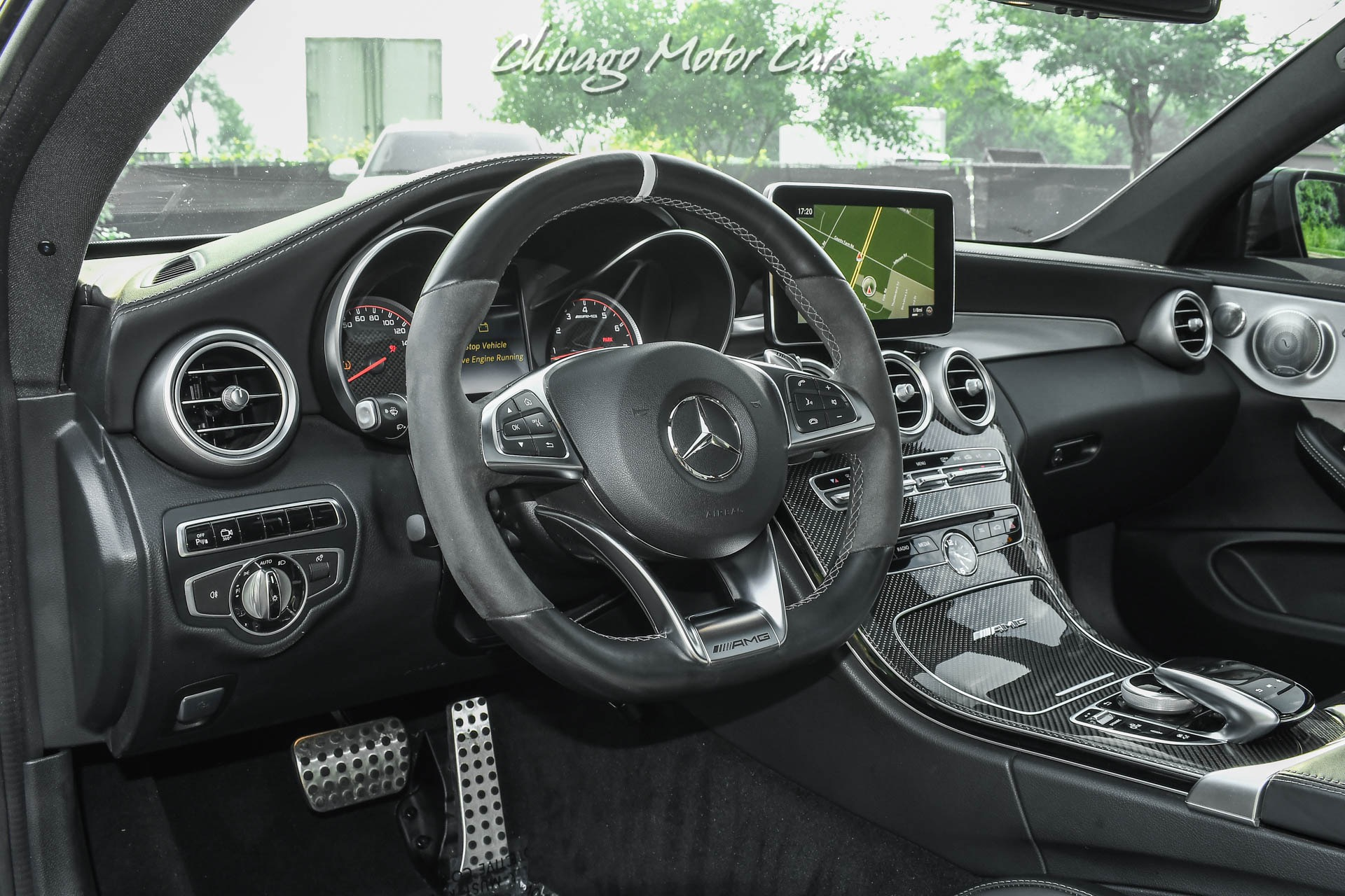 Used-2017-Mercedes-Benz-C63-AMG-S-Coupe-AMG-C-63-S