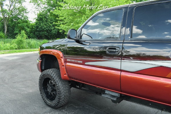 Used-2005-GMC-Sierra-2500HD-6-Inch-Lift-Extremely-Clean-Inside-and-Out-37-Inch-Wheels