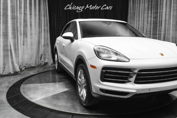Used-2019-Porsche-Cayenne-77k-MSRP-Premium-Package-BOSE-Sound-Only-7500-Miles