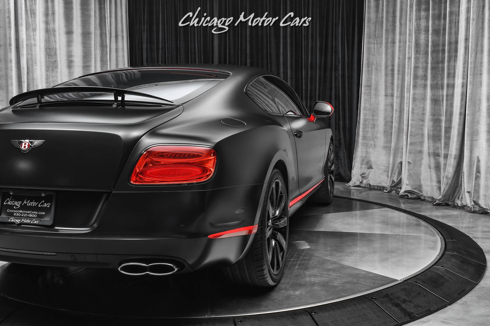 Used-2014-Bentley-Continental-GT-V8-Coupe-Capristo-Valve-Control-Exhaust-Touring-Specification-Massaging