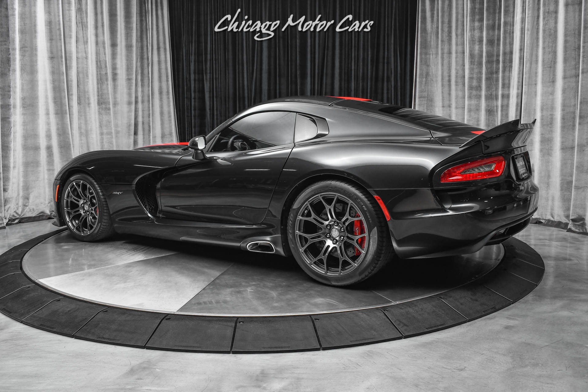 Used-2014-Dodge-SRT-Viper-Coupe-Only-2100-Miles-Gunmetal-Pearl-Collector-Quality-LOADED