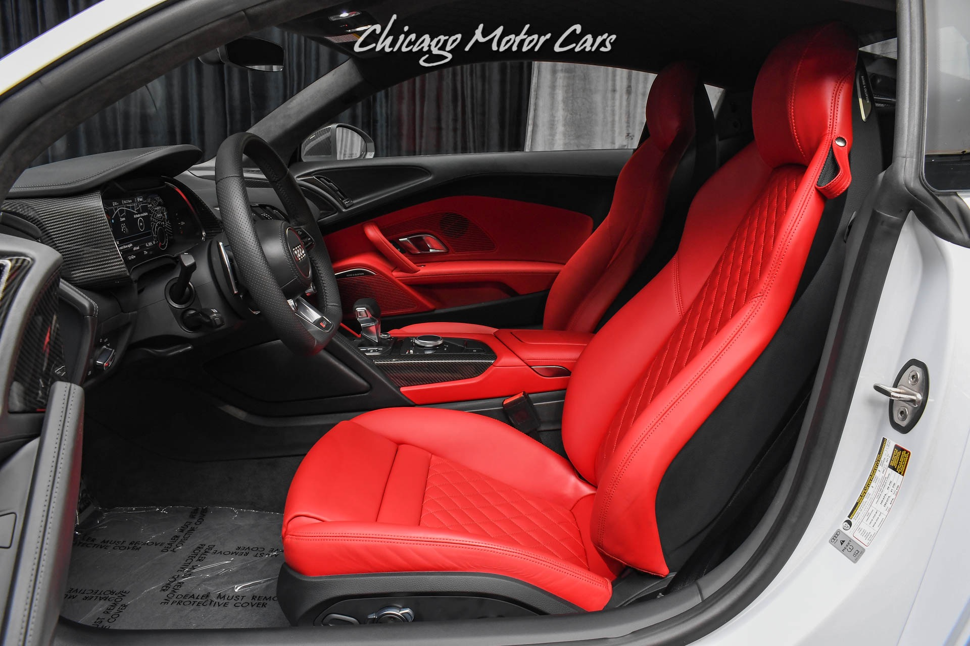Used-2018-Audi-R8-52-Quattro-V10-Plus-Coupe-HOT-COLOR-COMBO-BANG---OLUFSEN-AUDIO-3K-MILES