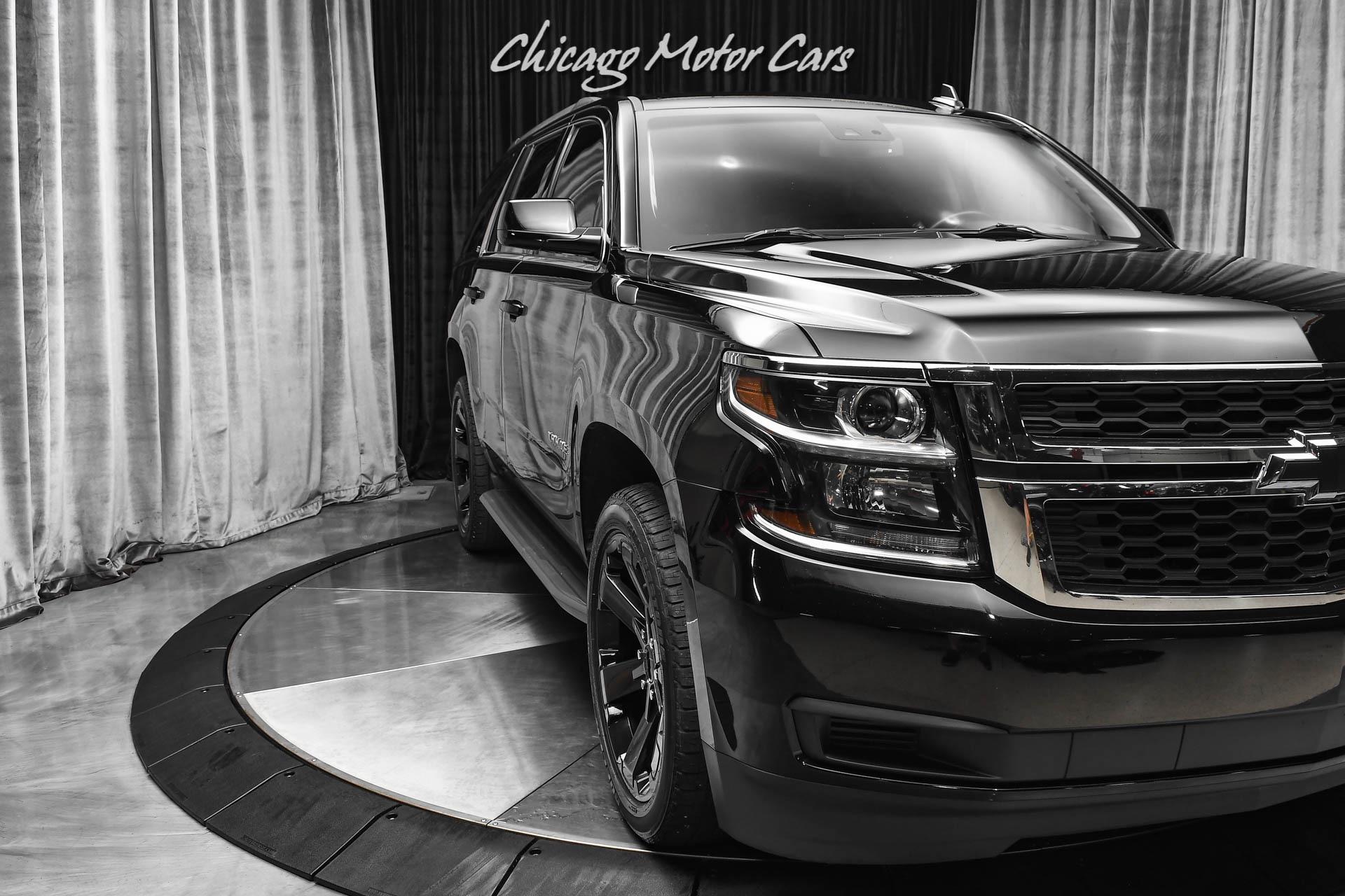 Used-2017-Chevrolet-Tahoe-LT-Max-Trailering-Package-Suspension-Package-Loaded