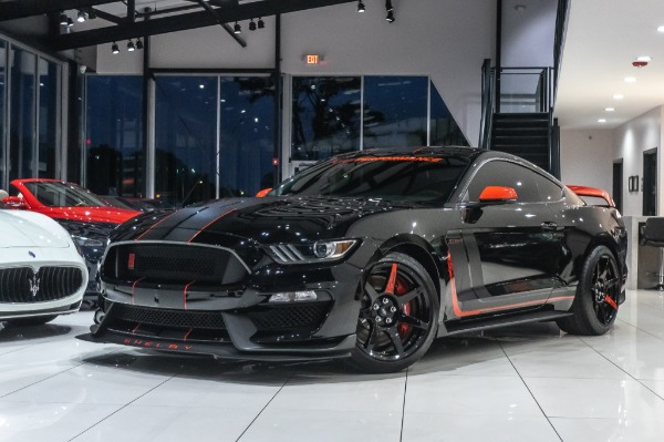 Used-2020-Ford-Mustang-Shelby-GT350R-6-SPEED-Only-1280-Miles-Tech-Pack-Cosmetic-Upgrades
