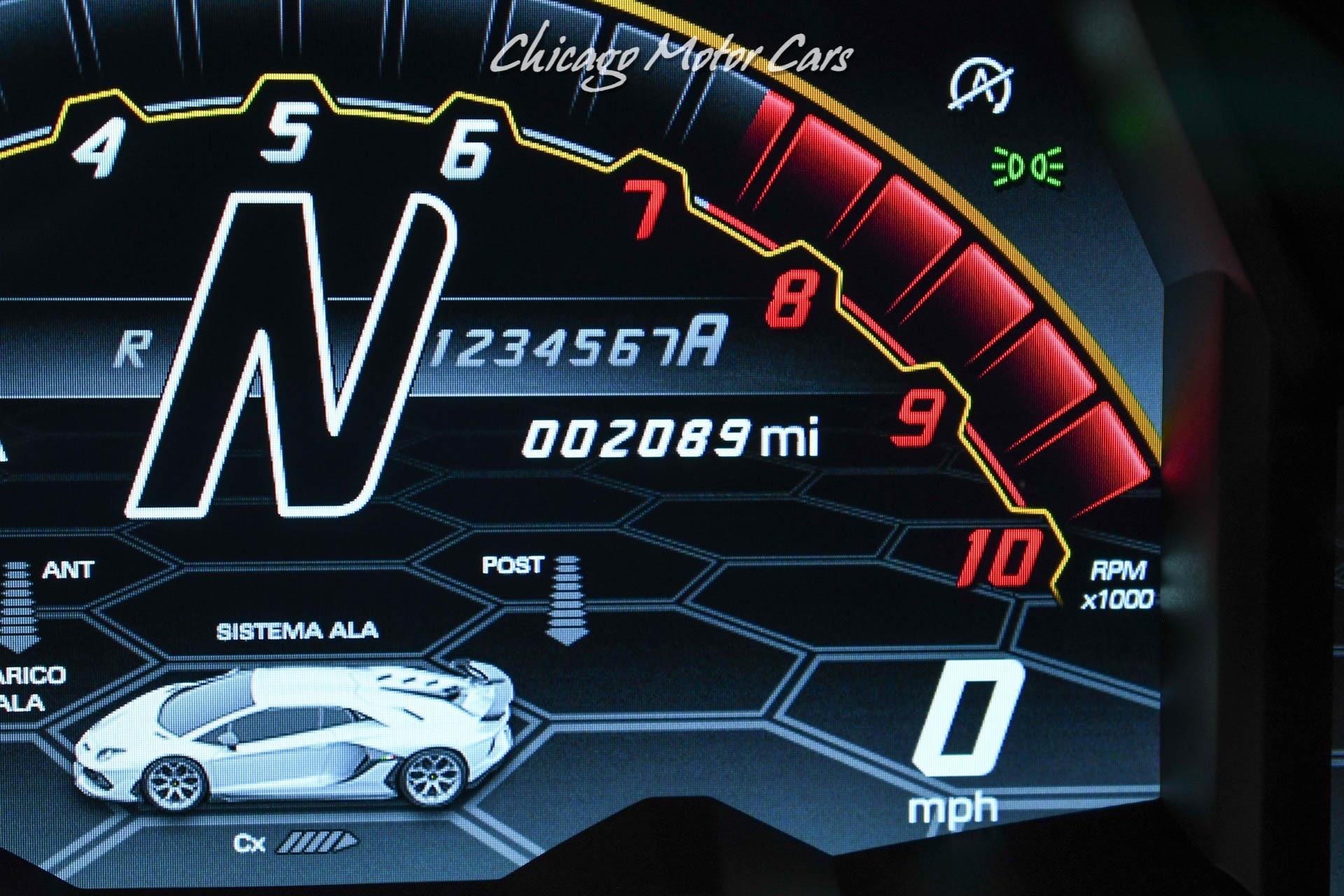 Used-2019-Lamborghini-Aventador-LP770-4-SVJ-Coupe-Only-2k-Miles-HARD-LOADED-Carbon-Fiber
