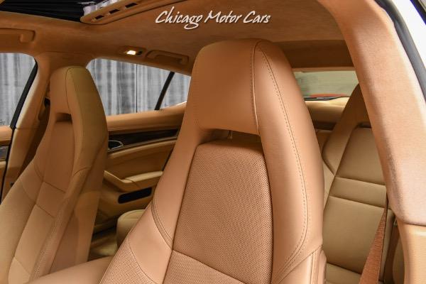 Used-2012-Porsche-Panamera-Turbo-Original-MSRP-147K-Sport-Chrono-Plus-Pkg-911-Turbo-II-Wheels