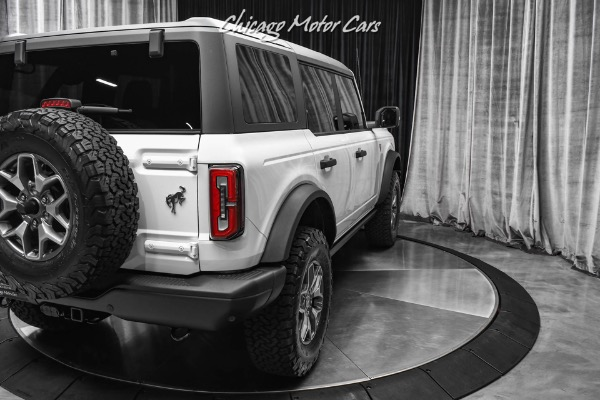 Used-2021-Ford-Bronco-BADLANDS-Edition-4x4-Loaded-10---Speed-Auto-BRANDNEW