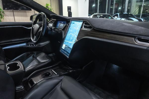 Used-2015-Tesla-Model-S-P90D-AWD-Ludicrous-Mode--Panoramic-Sunroof-Loaded