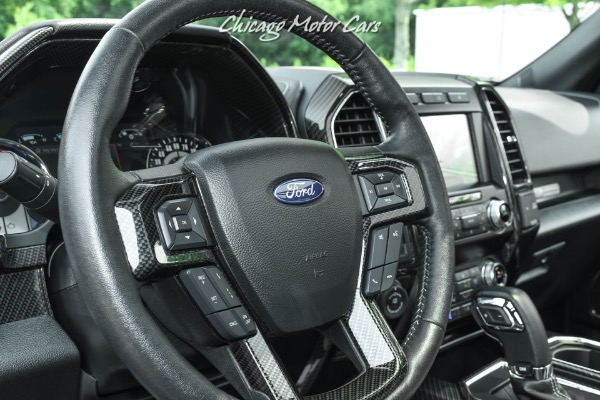 Used-2020-Ford-F-150-F150-Shelby-SuperSnake-770-Horsepower-4x4-Pickup-Truck-LOADED-RARE