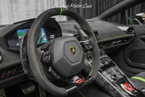 Used-2019-Lamborghini-Huracan-LP640-4-Performante-Spyder-LOADED-Only-1800-Miles-Carbon-Fiber