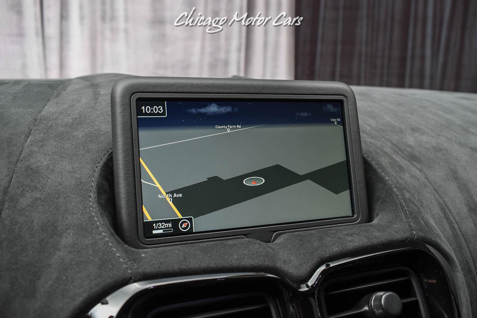Used-2019-Aston-Martin-Vantage-Only-2400-Miles-Loaded-Alcantara-Interior-Pristine-Example