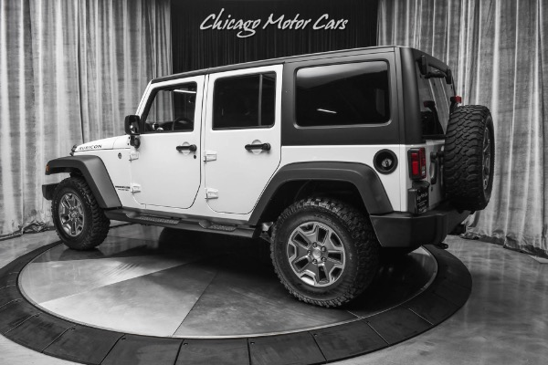Used-2017-Jeep-Wrangler-Unlimited-Rubicon-4x4-LOW-MILES-FREEDOM-TOP-EXCELLENT