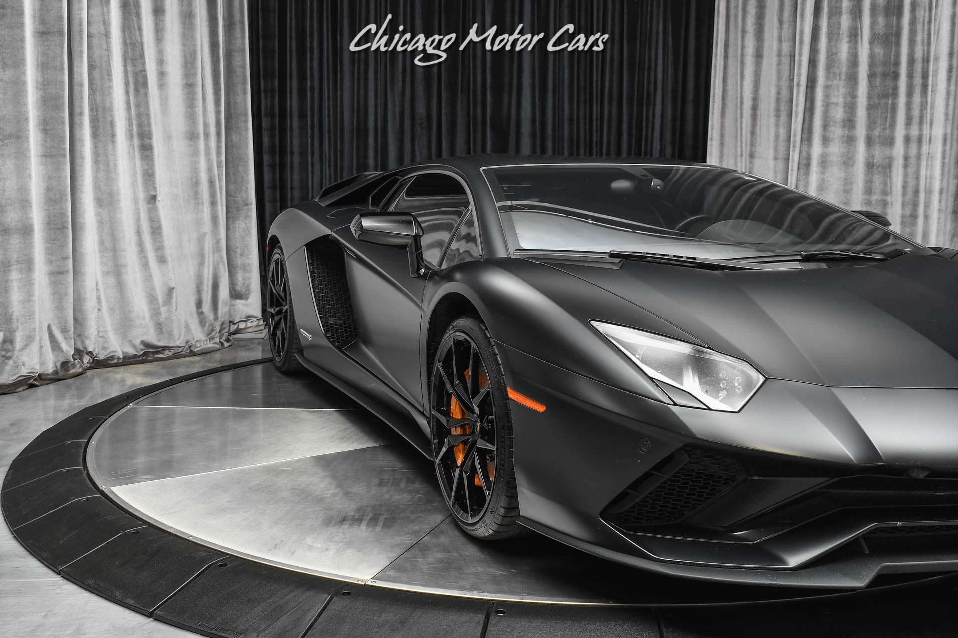 Used-2018-Lamborghini-Aventador-LP740-4-S-Coupe-HUGE-MSRP-THOUSANDS-IN-UPGRADES-ADV1-Wheels-IPE-Exhaust