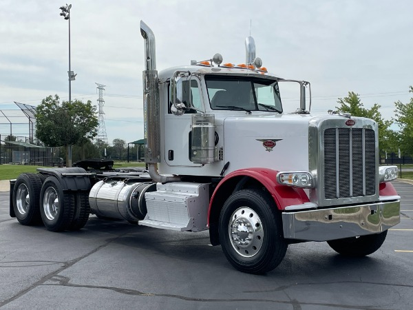 Used-2015-Peterbilt-389-Day-Cab-Cummins-ISX15-485hp-18-Speed-46K-REARS-DOUBLE-FRAMED