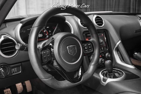 Used-2013-Dodge-SRT-Viper-Carbon-Fiber-Upgrades-Leather-Bucket-Seats-SRT-High-Performance-Audio