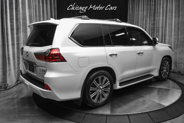 Used-2017-Lexus-LX570-SUV-TV-DVD-4X4-3rd-Seating-LOADED-Pearl-White